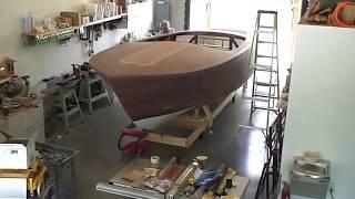 Строительства лодок из дерева