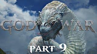 God Of War Walkthrough Part 9 - The Summit | PS4 Pro Gameplay