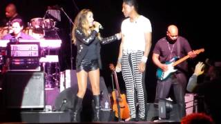 Jermaine Jackson - When the rain begins to fall (Live @ Suikerrock 2014)