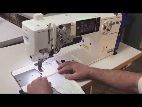 Juki LU2828V-7 Digital Walking Foot Industrial Sewing Machine