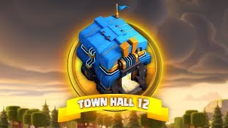 Town Hall 12 is finally here, along with the Electro Dragon and Siege Machines!  Read the full patch notes for this update: https://supr.cl/TH12_patchnotes  Attack. Defend. Strategize. Download for free for mobile devices. http://supr.cl/ThisArmy Check out the official Supercell merch store: http://shop.supercell.com/  From rage-filled Barbarians with glorious mustaches to pyromaniac wizards, raise your own army and lead your clan to victory! Build your village to fend off raiders, battle against millions of players worldwide, and forge a powerful clan with others to destroy enemy clans. PLEASE NOTE! Clash of Clans is free to download and play, however some game items can also be purchased for real money   Also, under our Terms of Service and Privacy Policy, you must be at least 13 years of age to play or download Clash of Clans. A network connection is also required.  FEATURES - Build your village into an unbeatable fortress  - Raise your own army of Barbarians, Archers, Hog Riders, Wizards, Dragons and other mighty fighters - Battle with players worldwide and take their Trophies - Join together with other players to form the ultimate Clan - Fight against rival Clans in epic Clan Wars  - Build 18 unique units with multiple levels of upgrades - Discover your favorite attacking army from countless combinations of troops, spells, Heroes and Clan reinforcements  - Defend your village with a multitude of Cannons, Towers, Mortars, Bombs, Traps and Walls - Fight against the Goblin King in a campaign through the realm  Chief, are you having problems? Visit http://supercell.helpshift.com/a/clash-of-clans/  Privacy Policy: http://www.supercell.net/privacy-policy/  Terms of Service: http://www.supercell.net/terms-of-service/  Parent's Guide: http://www.supercell.net/parents