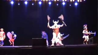 Fanime 2013 - Masquerade #20 Skit - Don't You Worry Bot