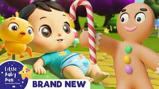 The Fairy Tale Song | Nursery Rhymes | BRAND NEW! Baby Songs | Kids Song | Little Baby Bum