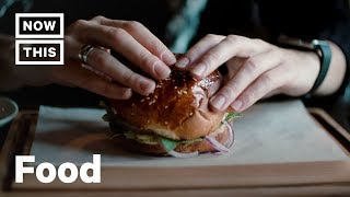 The History of Hamburgers | Food: Now and Then | NowThis