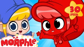 Morphle Morphs Into Mila - My Magic Pet Morphle | Cartoons For Kids | Morphle TV | BRAND NEW