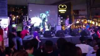 [Tensionado] Soapdish - Rock for a Fully Abled Nation Live in Eastwood City