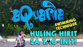Aquaria Water Park Calatagan Batangas   Wheelchair Accessible Water Park   Jozelle Tech - I Ehm Able