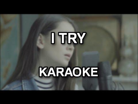 Jasmine Thompson - I try [karaoke/instrumental] - Polinstrumentalista
