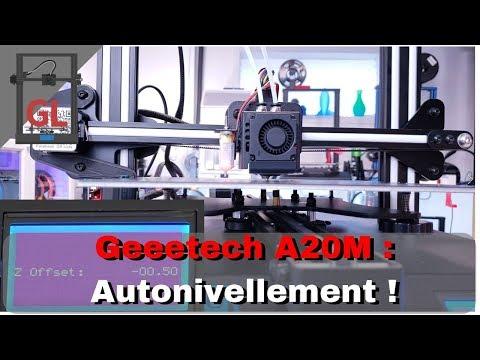 Geeetech A20M upload the firmware guide - смотреть онлайн на Hah Life