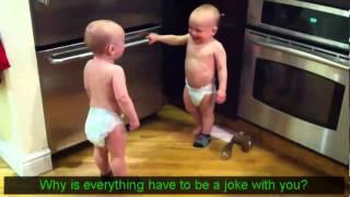 Смотреть онлайн Разговор близнецов