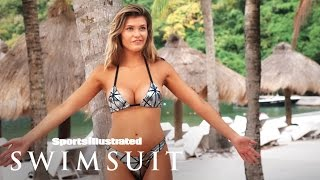 Samantha Hoopes Outtakes: Saint Lucia 2014 | Sports Illustrated Swimsuit