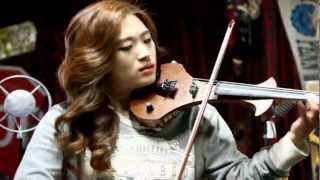 hey jude - Electronic violinist Jo a ram.