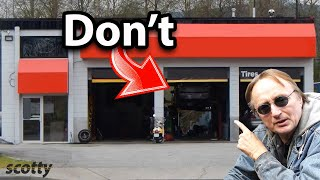 Stop Going to This Tire Shop Right Now