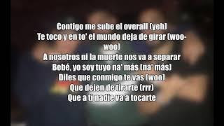 Bad Bunny Ft. Drake   Mia (LyricsLetra)