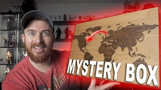 HUGE MYSTERY BOX FROM LONDON!