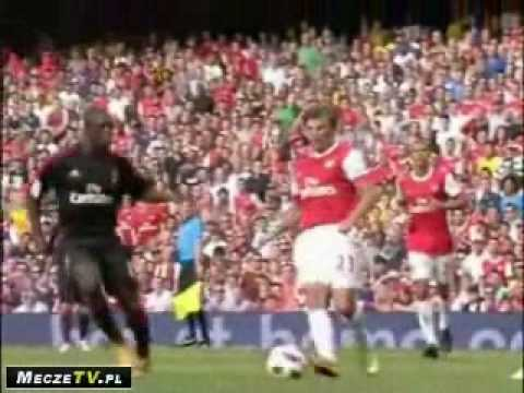 Arsenal V AC Milan Goals & Highlights [1-1] Emirates Cup 31.07.2010
