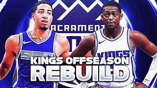 Rebuilding The Most Irrelevant Franchise in NBA History...