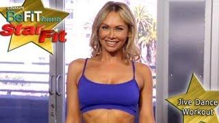 Kym Johnson: Jive Dance Workout- Star Fit by BeFiT