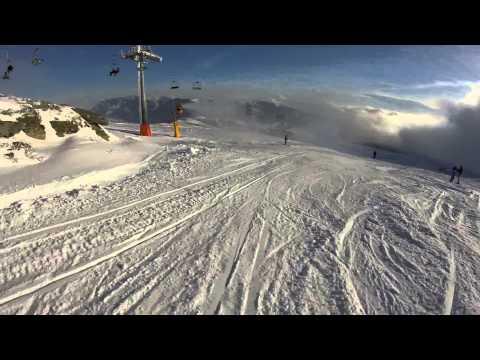 Skijanje - Stara planina - Peca i Nesa -