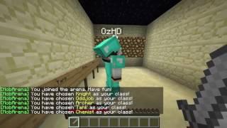 Minecraft Plugin - Mob Arena