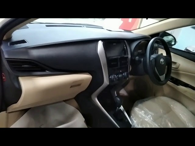 Toyota Yaris GLI CVT 1.3 2020 for Sale in Lahore