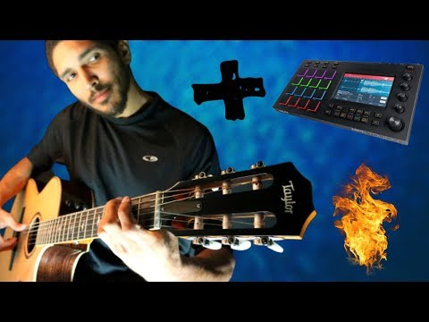 Guitar and MPC Improvisation