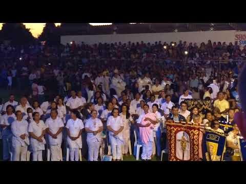 Missa da unidade na Cidade de Belo Campo