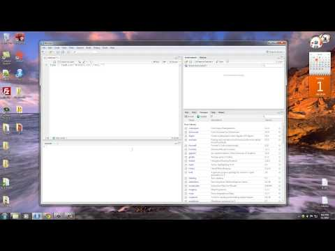 R Programming Tutorial – 15 – How to Read CSV Files