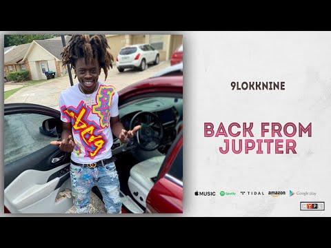 9lokknine - Back From Jupiter
