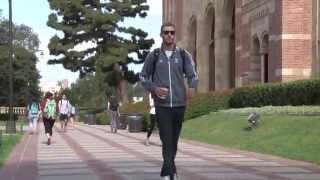 Day in the life of a UCLA athlete | Kholo.pk
