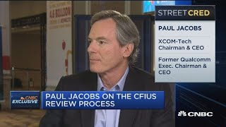 Former Qualcomm CEO on China and intellectual property theft