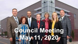 Preview image of City Council Meeting - May 11, 2020