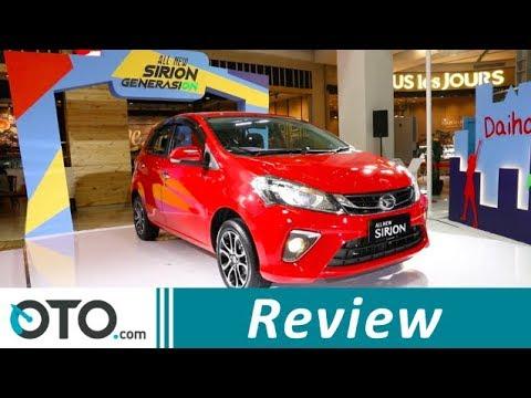 Daihatsu Sirion 2018 | Review I Kelebihan dan Kekurangan | OTO.com