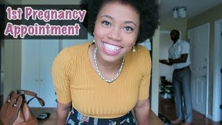1st Pregnancy Appointment | What's in My Church Purse?!