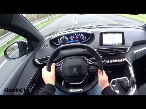 Peugeot 3008 2017 Test Drive