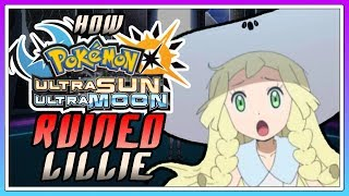 How Pokemon Ultra Sun & Ultra Moon Ruined Lillie's Character Arc