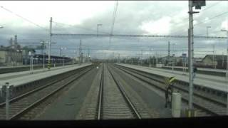 preview picture of video 'Taurus ES64U4 1216 Cabview Břeclav - Brno part 1'