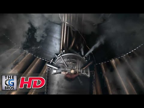 """CGI VFX Short Film :  """"Emet""""  by – Bonsaininja Studio"""