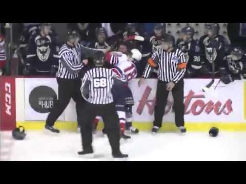 Kyle Tibbo vs. Mikael Sabourin