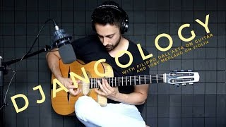 Djangology - Gypsy Jazz Style Guitar