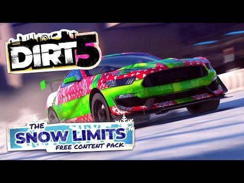 Snow Limits FREE Content Pack! de DiRT 5