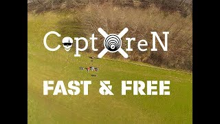 FPV-DIRK: COPTOREN - FAST & FREE (FPV-FREESTYLE, FPV-RACING,FPV-FUN)(1440/60p)