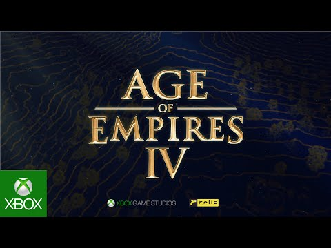 Age of Empires IV – X019 – Gameplay Reveal