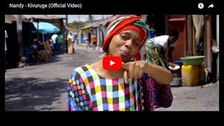 Nandy Kivuruge(Official Video)