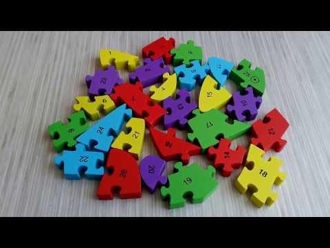 puzzle-eğitici oyuncaklar-yapboz-yapboz oyunları-sayılar-çocuk oyunları