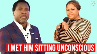 Heartbroken Prophet TB Joshua's wife, Evelyn, Reveals He Passed Without Saying Goodbye