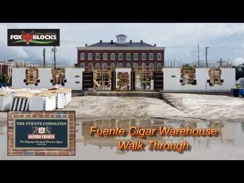 Fox Blocks Fuente Cigars Warehouse - Walk Through