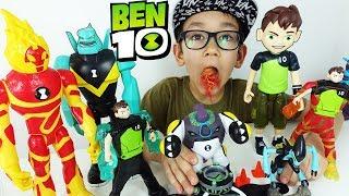 БЕН 10 все наши Игрушки из мультфильма БЕН ТЕН Часы Омнитрикс BEN 10 Omnitrix Ben Ten - Сборник 2019