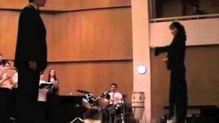 Hosanna by Andrew Lloyd Webber (from Requiem). Conducting - Silvia Georgieva