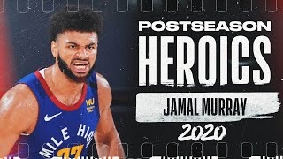 👀 Jamal Murray's 2020 Playoffs Run So Far‼ | #PostseasonHeroics